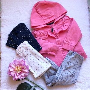 🌸Carter's Hoodie Matching Set🌸